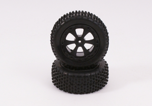 Reifen mit Felgen vorne 1 Paar Robbe BS213-033