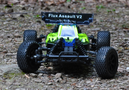 Flux Assault Buggy RTR 4wd 1/10 Robbe BS219R