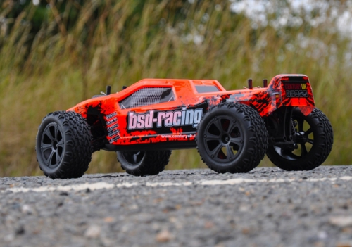 Prime Onslaught Truck 4wd 1/10 Robbe BS220T