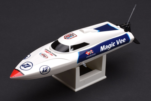 Magic Vee RTR Weiss 2.4GHz V4 Joysway B-JS-8106V4