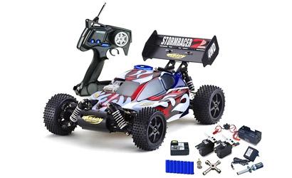 Stormracer2,4WD,RTR,Drehkn. Carson 103002