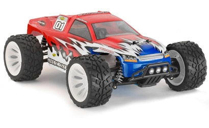 Body Truggy CV-10 inc.Decal Carson 105187