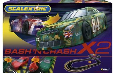 BASH & CRASH ASCAR X2 Carson 1135