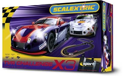 TVR CHALLENGE X3 Carson 1138