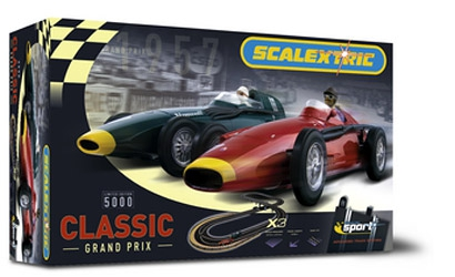 Classic GP Set X3 Carson 1159