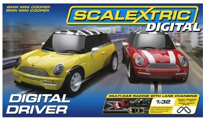 Digital Driver (Minis) Carson 1197