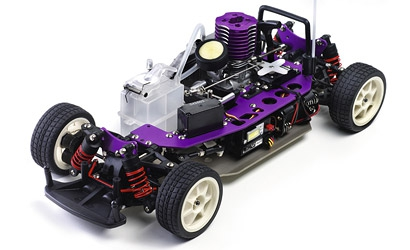 CS-CHASSIS RTR 1/10 Carson 13074