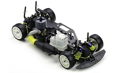 CR-4 Chassis Carson 13177