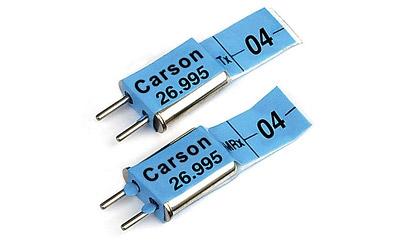 QUARZPAAR K4 26.995 Carson 13802