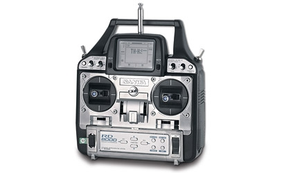 Sanwa RD 8000,35MHz,Mode1,K Carson 13906