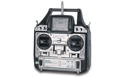 Sanwa RD 8000,35MHz,Mode2,K Carson 13907
