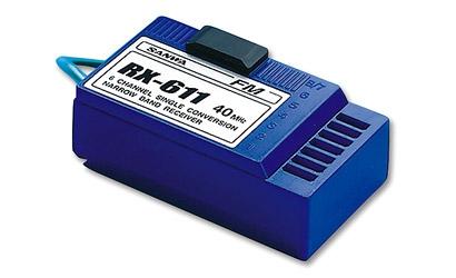 7-K.EMPF. RX-611 40MHZ FM Carson 13943