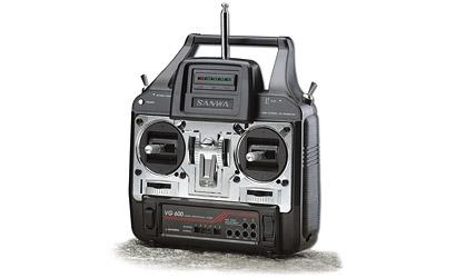Sanwa VG 600,35MHz,6Kan.,Kn Carson 13949