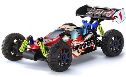 King of D.4WD Buggy CP Carson 202000