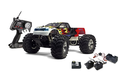 Raptor 4WD Pick Up Truc.RTR Carson 204001