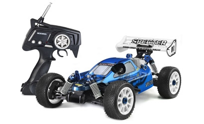 Specter 1:8 Off Ro.Bugg.RTR Carson 204003