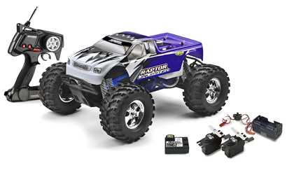 Raptor Unlimited RTR Carson 204010