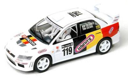 MITSUBISHI EVO WRC 2003 Carson 2495