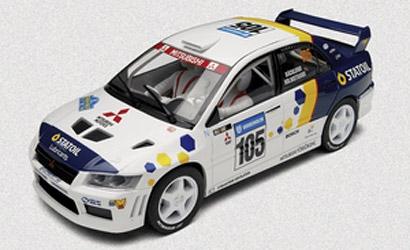 MITSUBISHI EVO WRC 2004 Carson 2588
