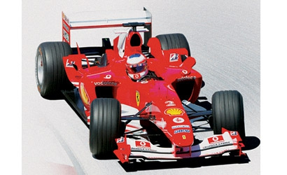 Ferrari F1 Barrichello 04 Carson 2677