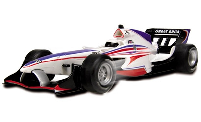 A1 GP Team GB Carson 2706
