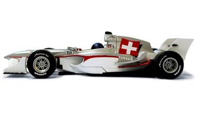 A1 GP Team Schweiz Carson 2709