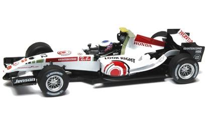 Honda F1 Button Carson 2715