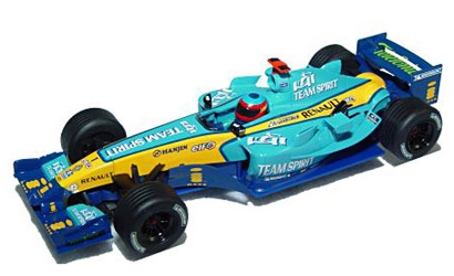Renault F1 2006 Alonso Carson 2723