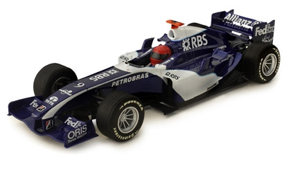 BMW/Williams F1 2006 Carson 2725