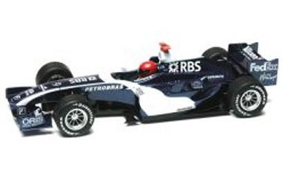 BMW/Williams F1 2006 Carson 2726