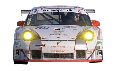 Porsche 911 GT3R Team Sabah Carson 2730