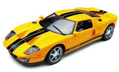 Ford GT 2003 gelb Carson 2734