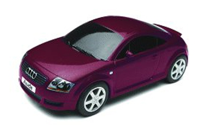 Audi TT 2006 rot Carson 2735D