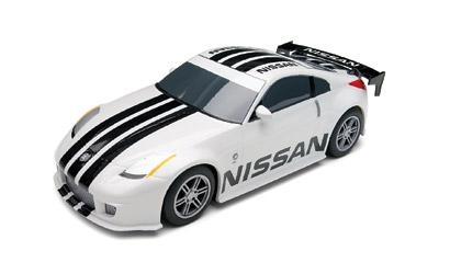 Nissan 350Z Drift Car weiß Carson 2736