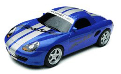Porsche Boxster blau Carson 2737