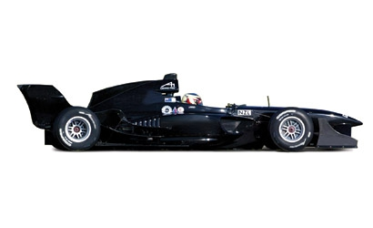 A1 GP Team New Zealand Carson 2741