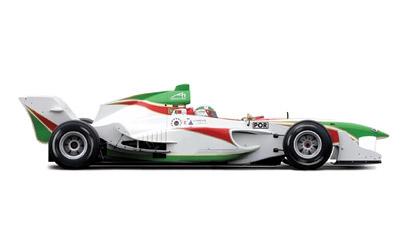 A1 GP Team Canada Carson 2742