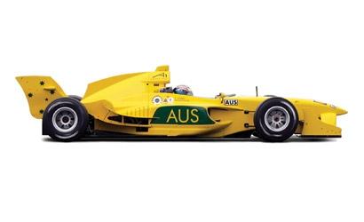 A1 GP Team Australia Carson 2743