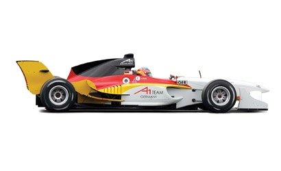 A1 GP Team Germany Carson 2746