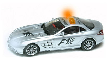 MB SLR McLaren Safety Car Carson 2756