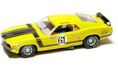 Ford Mustang 1970 Dan Furey Carson 2760