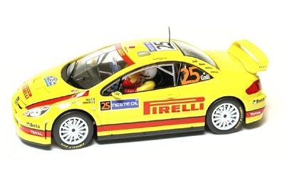 Peugeot 307 Rally Carson 2788