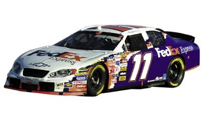 Nascar Chevrolet Carson 2793