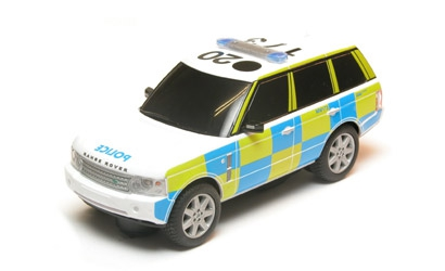 Range Rover Police Car Carson 2808