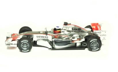 McLaren F1 2007 De La Rosa Carson 2813