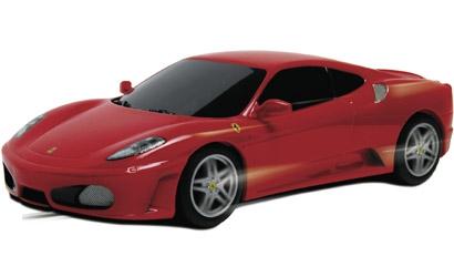 Ferrari F430 GTR (Start) Carson 2822
