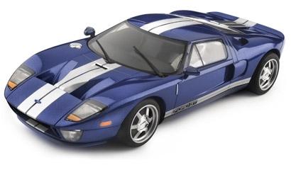 Ford GT Dark Blue Carson 2823