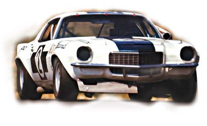 Chevrolet Camaro DPR Carson 2896