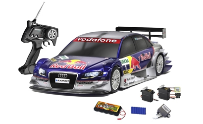Audi A4 DTM \Red Bull\ RTR Carson 304005