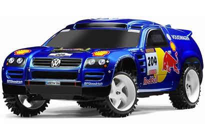 VW Race Touareg lackiert Carson 304014